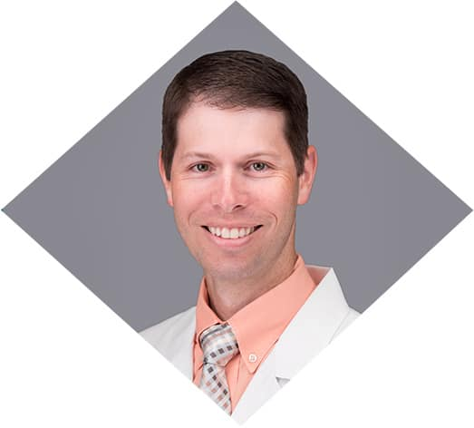 Justin Wilkin, MD is an ophthalmologist at the Marietta Eye Clinic.