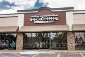 The Marietta Eye Clinic in Towne Lake provides comprehensive ophthalmology and optometry services.