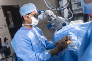 Puneet Panda, MD is a highly experienced cataract surgeon at the Marietta Eye Clinic.