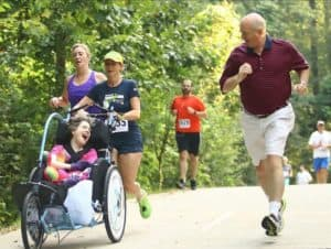 The Marietta Eye Clinic supports the Adult Disability Medical Healthcare nonprofit organization and sponsored the 2019 Run for Health raising funds for healthcare services for adults with disabilities.