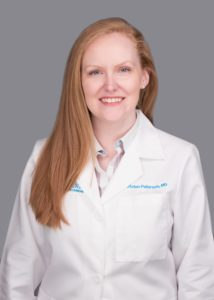 Kristen Peterson, MD is an ophthalmologist, cataract surgeon, and dry eye specialist at the Marietta Eye Clinic.