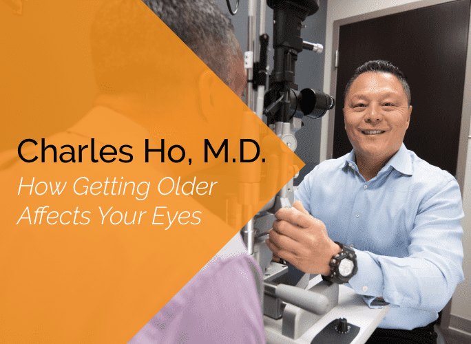 Charles Ho, M.D. is an ophthalmologist and cataract specialist at the Marietta Eye Clinic.