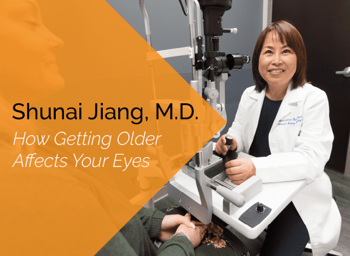 Shunai Jiang, M.D. is an ophthalmologist and cataract specialist at the Marietta Eye Clinic.