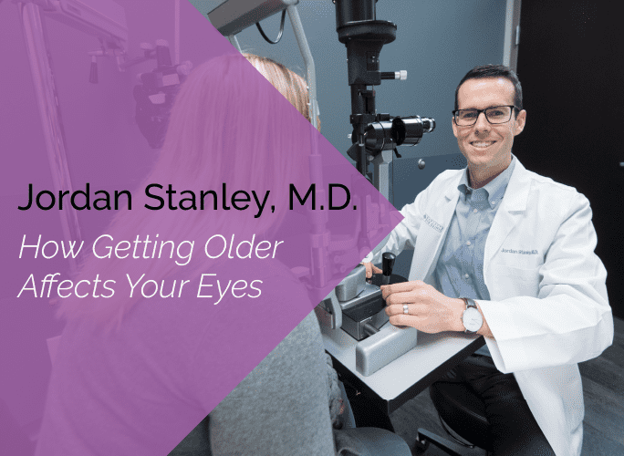 Jordan Stanley, M.D. is an ophthalmologist and cataract specialist at the Marietta Eye Clinic.