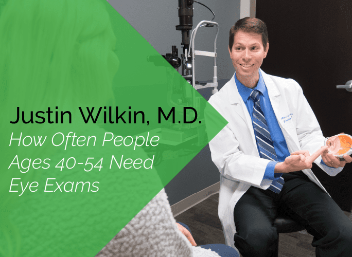 Dr. Wilkin is an ophthalmologist at the Marietta Eye Clinic who specializes in cataracts and dry eye.