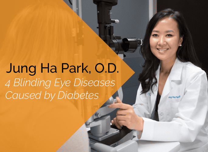Dr. Park is an optometrist and ocular disease specialist at the Marietta Eye Clinic.