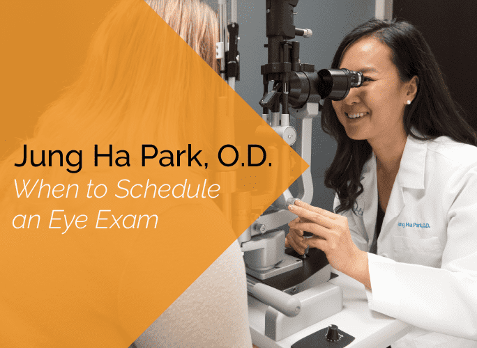 Dr. Jung Ha Park is a primary care optometrist at the Marietta Eye Clinic who specializes in ocular disease and provides ocular surgery co-management.