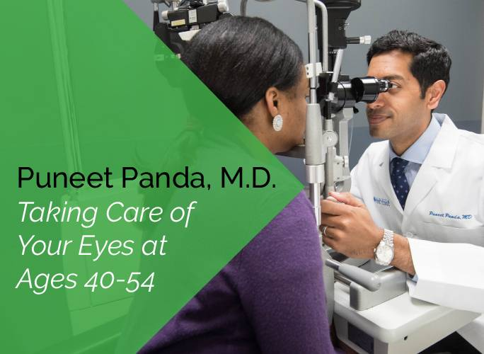 Dr. Puneet Panda is a comprehensive ophthalmologist who specializes in dry eye, cataracts, cornea, and refractive surgery.
