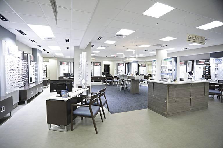 Marietta Eye Clinic has optical shops at all clinic locations.